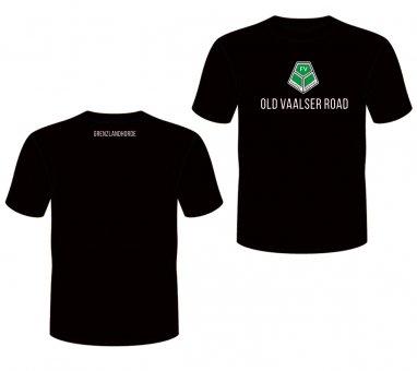 FVV T-Shirt OLD VAALSER ROAD - schwarz Gr. 98 - XXL
