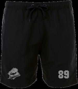 Greyhounds Badehose schwarz Gr. XS - XXL