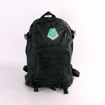 FVV Sport Rucksack schwarz