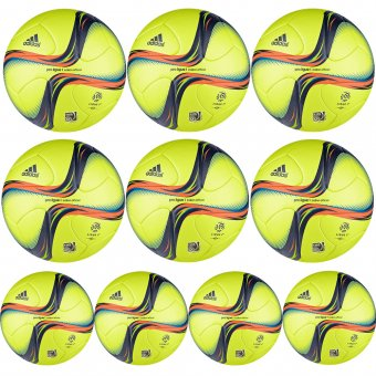 10x ADIDAS Fußball Pro Ligue 1 Official Match Ball Spielball Torfabrik France