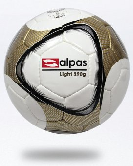 Alpas Leichtball G-Jugend Bambini Fußball Ball LIGHT 290g Größe 4