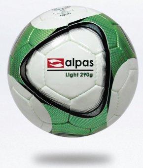Alpas Leichtball E-Jugend F-Jugend Fußball Ball LIGHT 290g Größe 5
