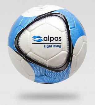 Alpas Leichtball D-Jugend Fußball Ball LIGHT 350g Größe 5
