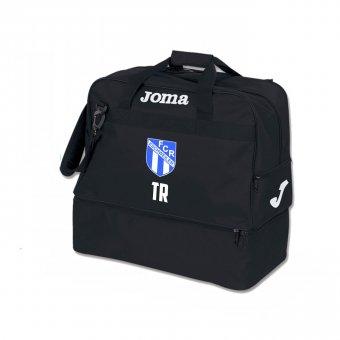 FCR JOMA Trainingstasche Sporttasche Medium mit Schuhfach schwarz