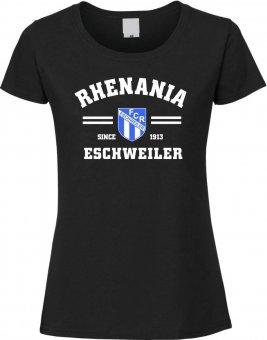 FCR Girlie T-Shirt Damen SINCE schwarz Gr. XS - XXL