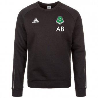 FVV TEAM Adidas Sweatshirt Pullover CORE 18 inkl. Druck 116-3XL