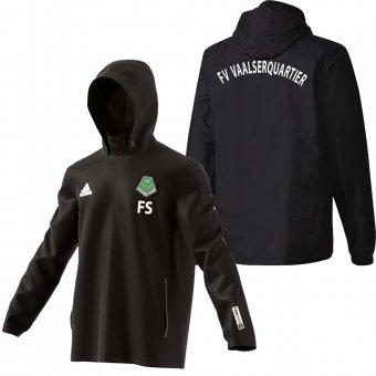 FVV Adidas Regenjacke CORE 'NEUES MODELL' inkl. Druck 116-XXL