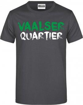 """FVV TShirt Shirt """"Vaalserquartier""""  graphite/dunkelgrau Gr. 116 - 5XL 128"""