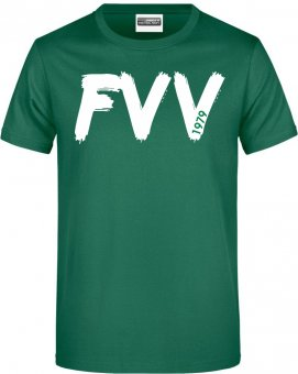 """FVV TShirt Shirt """"FVV 1979""""  irishgreen Gr. 116 - 5XL"""