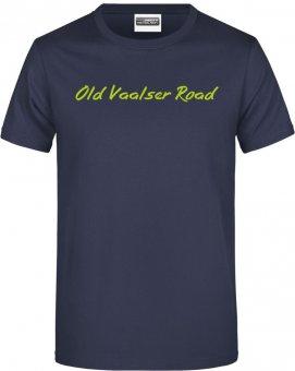 """FVV TShirt Shirt """"OLD VAALSER ROAD""""  navy Gr. 116 - 5XL"""