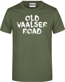 "FVV TShirt Shirt ""OLD VAALSER ROAD""  olive Gr. 116 - 5XL"