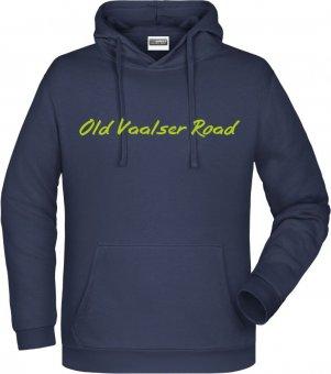 """FVV Hoodie Kapuzenpullover """"Old Vaalser Road""""  navy Gr. 116 - 5XL"""