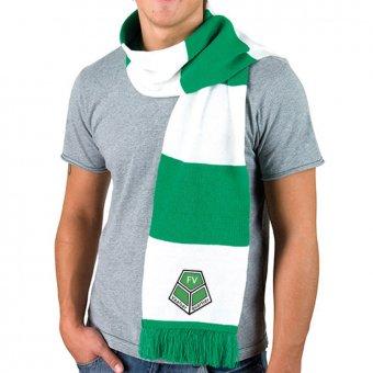 FVV Fan/Supporter Schal grün-weiss mit Wappen