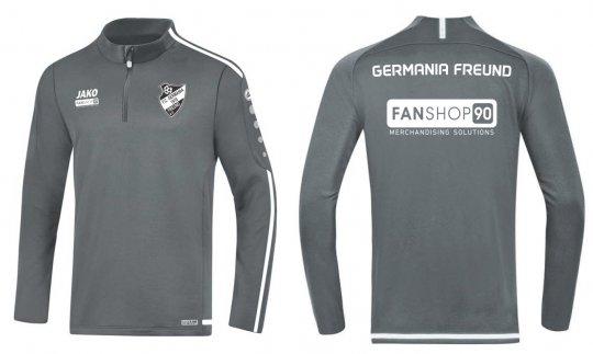 "Germania Freund JAKO Ziptop  ""Striker 2.0"" 128-4XL XL"