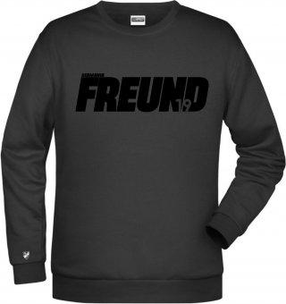 """Germania Freund Sweater """"Dezent"""" schwarz 116-5XL"""