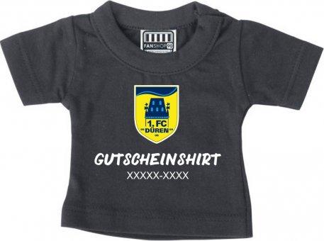 1. FC Düren Fanshop Gutschein-Shirt über 20Eur oder 50Eur