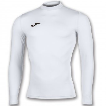 JOMA Brama Academy Thermal Shirt Undershirt Langarmshirt Kompression weiss