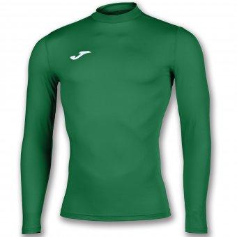 JOMA Brama Academy Thermal Shirt Undershirt Langarmshirt Kompression grün