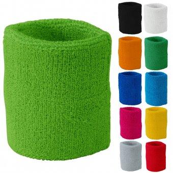 Sport Wristband Armband Schweißband Tennisarmband 16 Farben