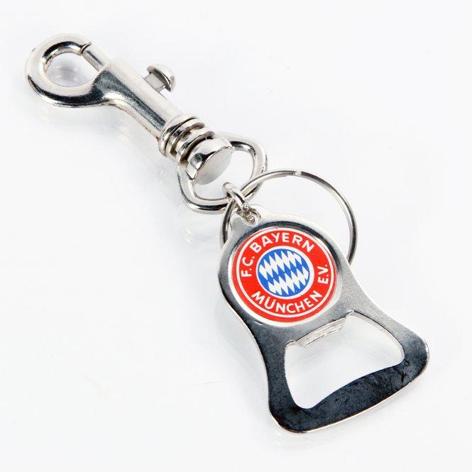 FC Bayern M/ünchen Schl/üsselanh/änger Flaschen/öffner